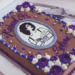 Bidi Bidi Bom Bom Chocolate Cake {Inspired by Selena}