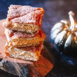 Pumpkin Sopapilla Bars