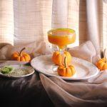 Pumpkin Margaritas Two Ways