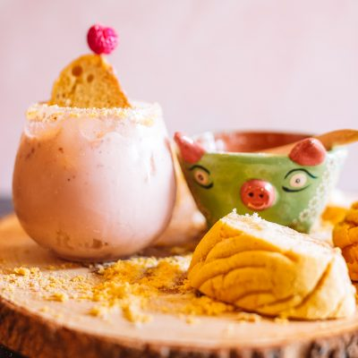 Concha Coconut Margarita