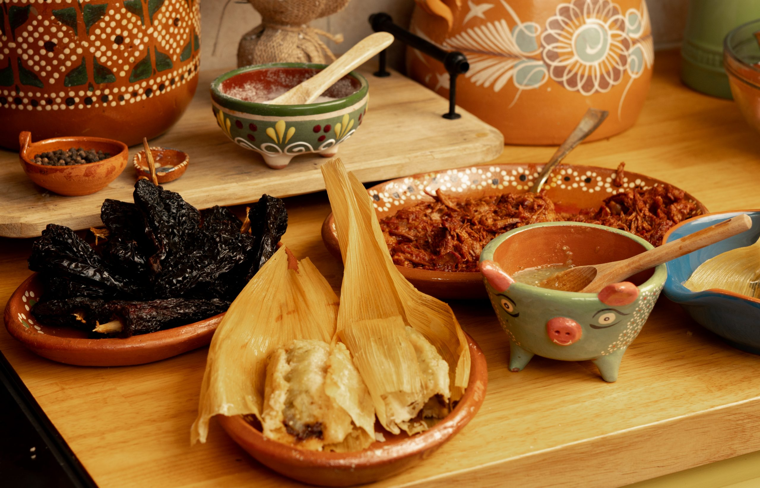 how to make tamales at home
