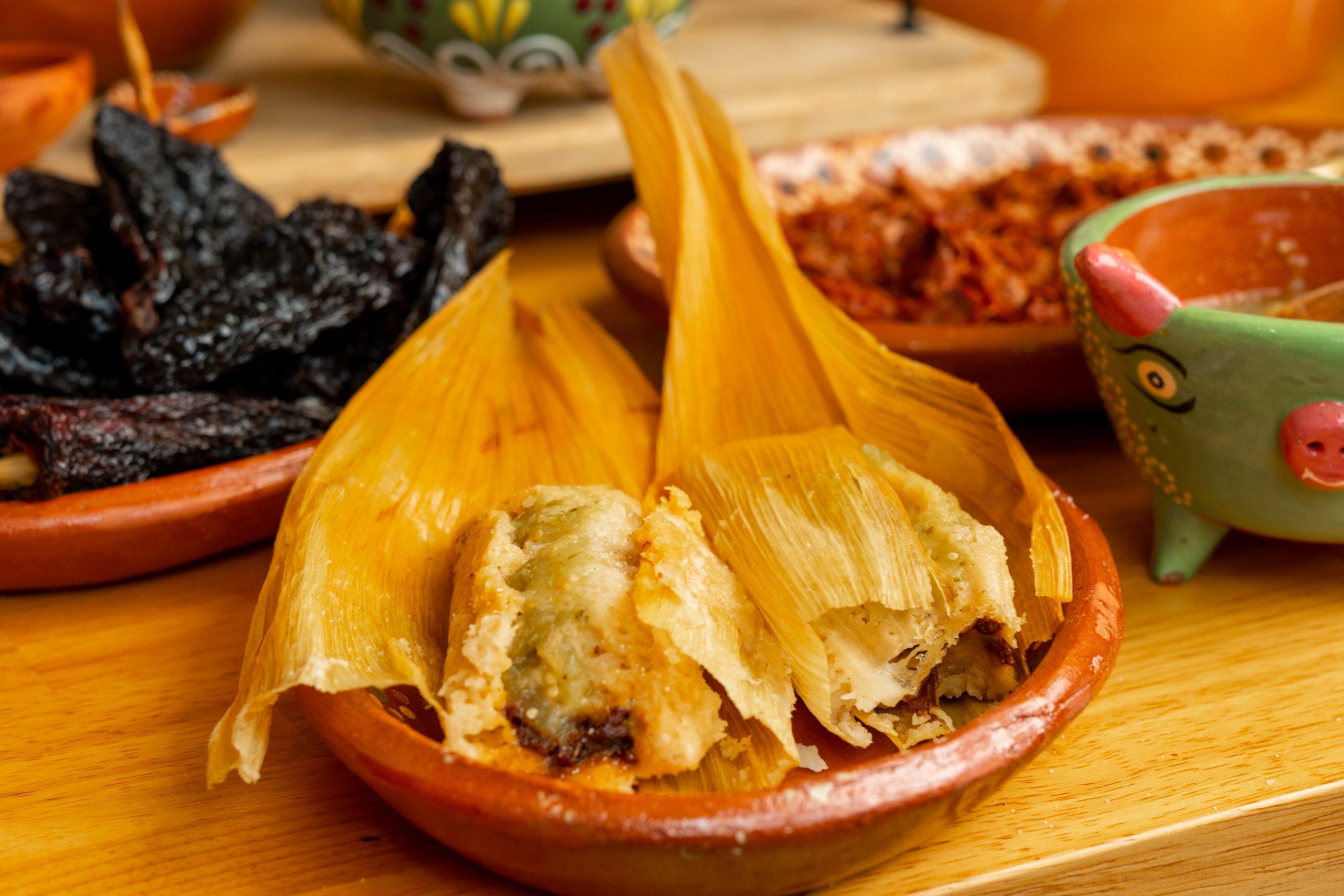 tisp on making tamales at home