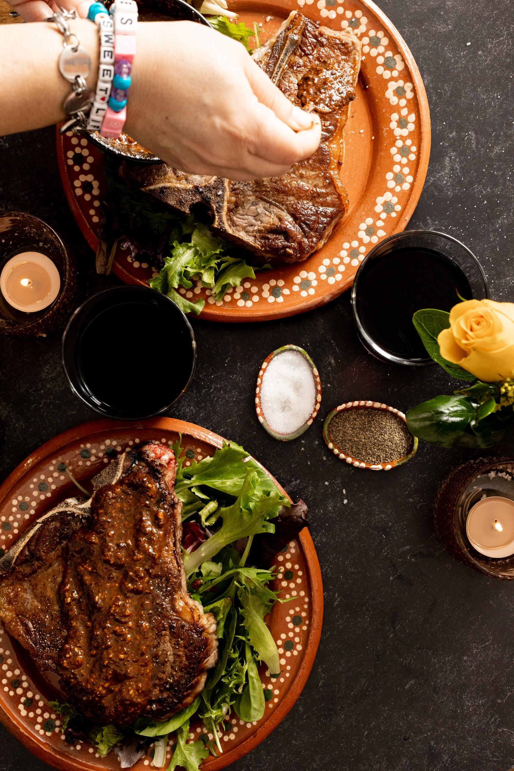 easy steak recipe for date night