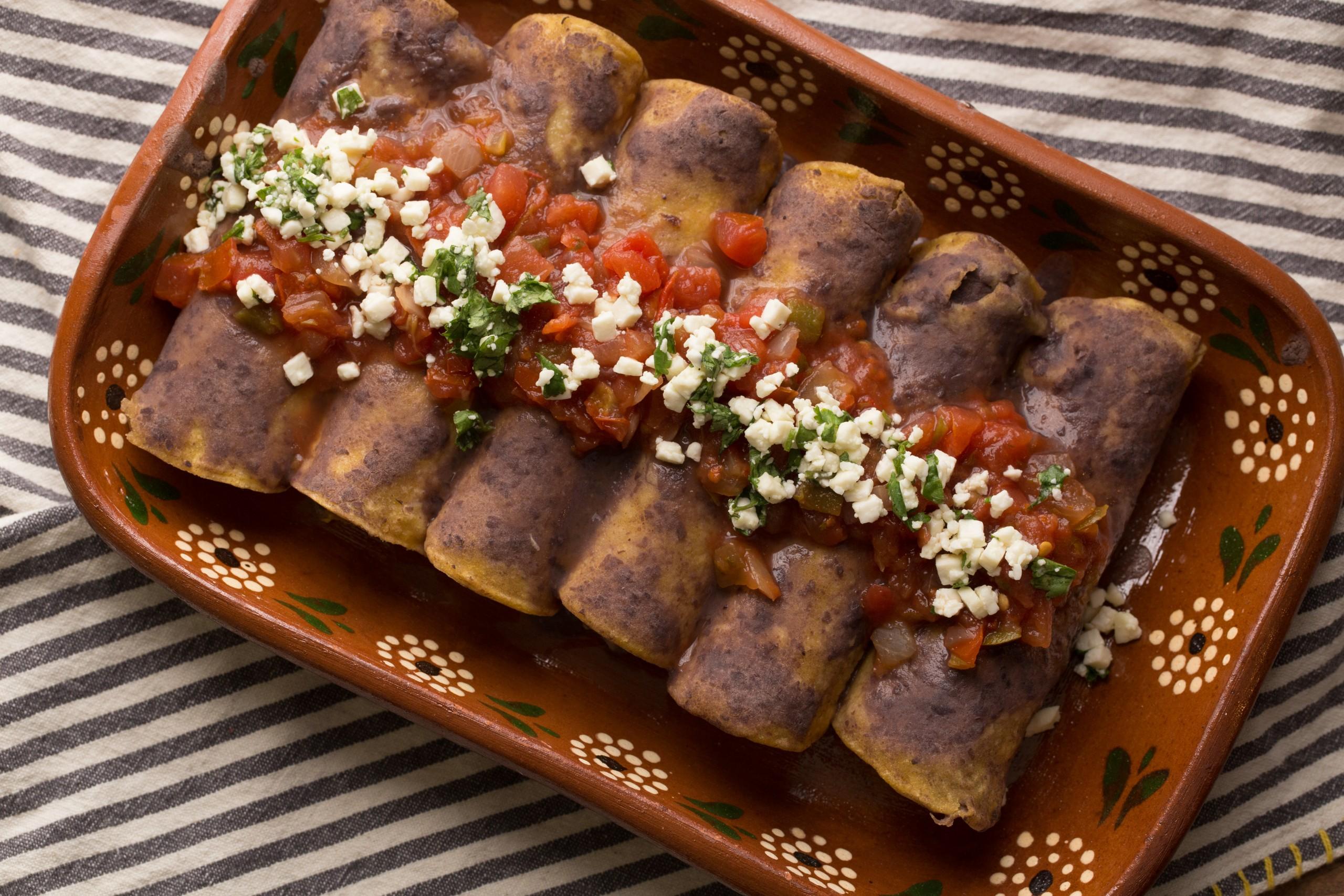 breakfast enchilada recipe