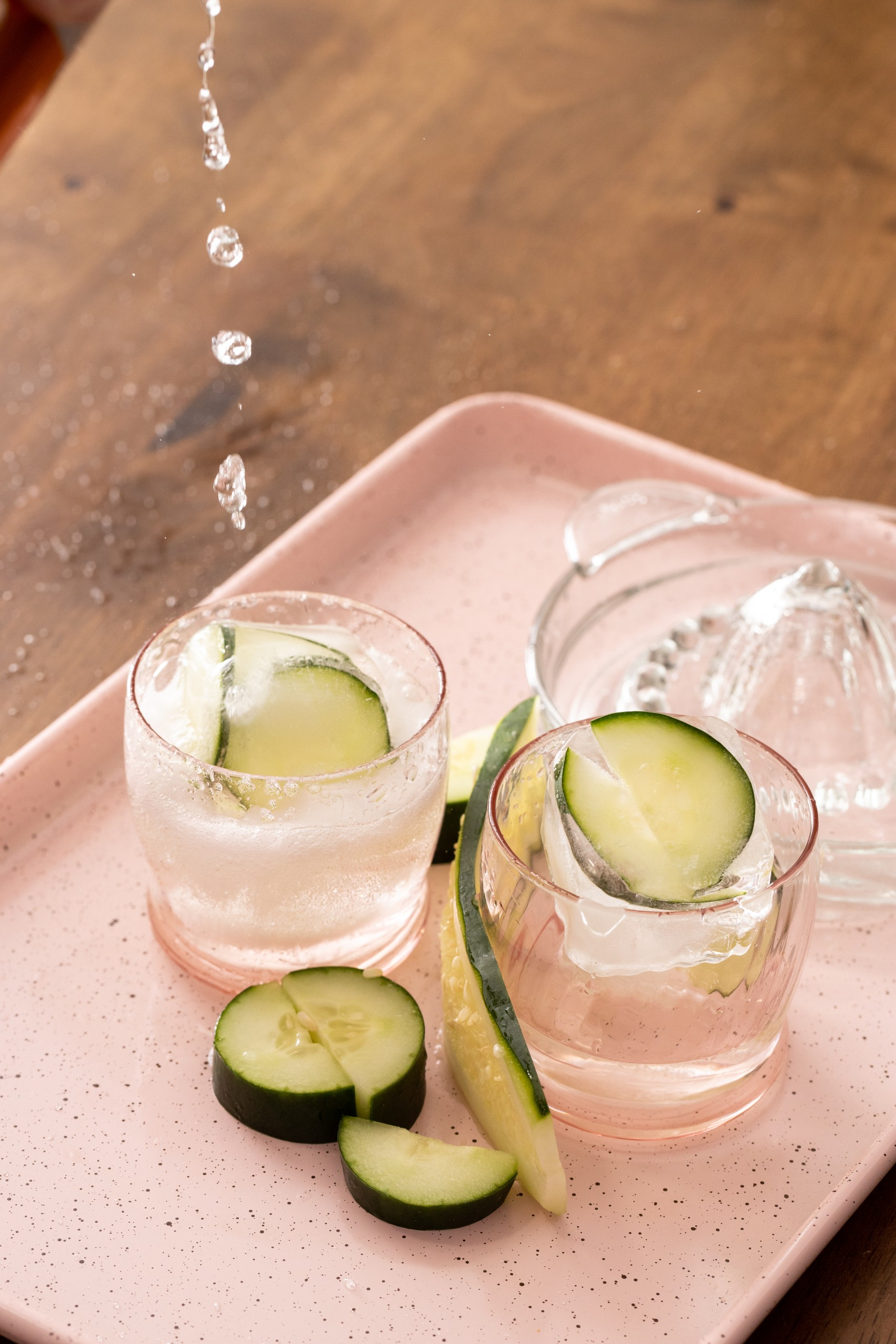Gin and Tonic Variation