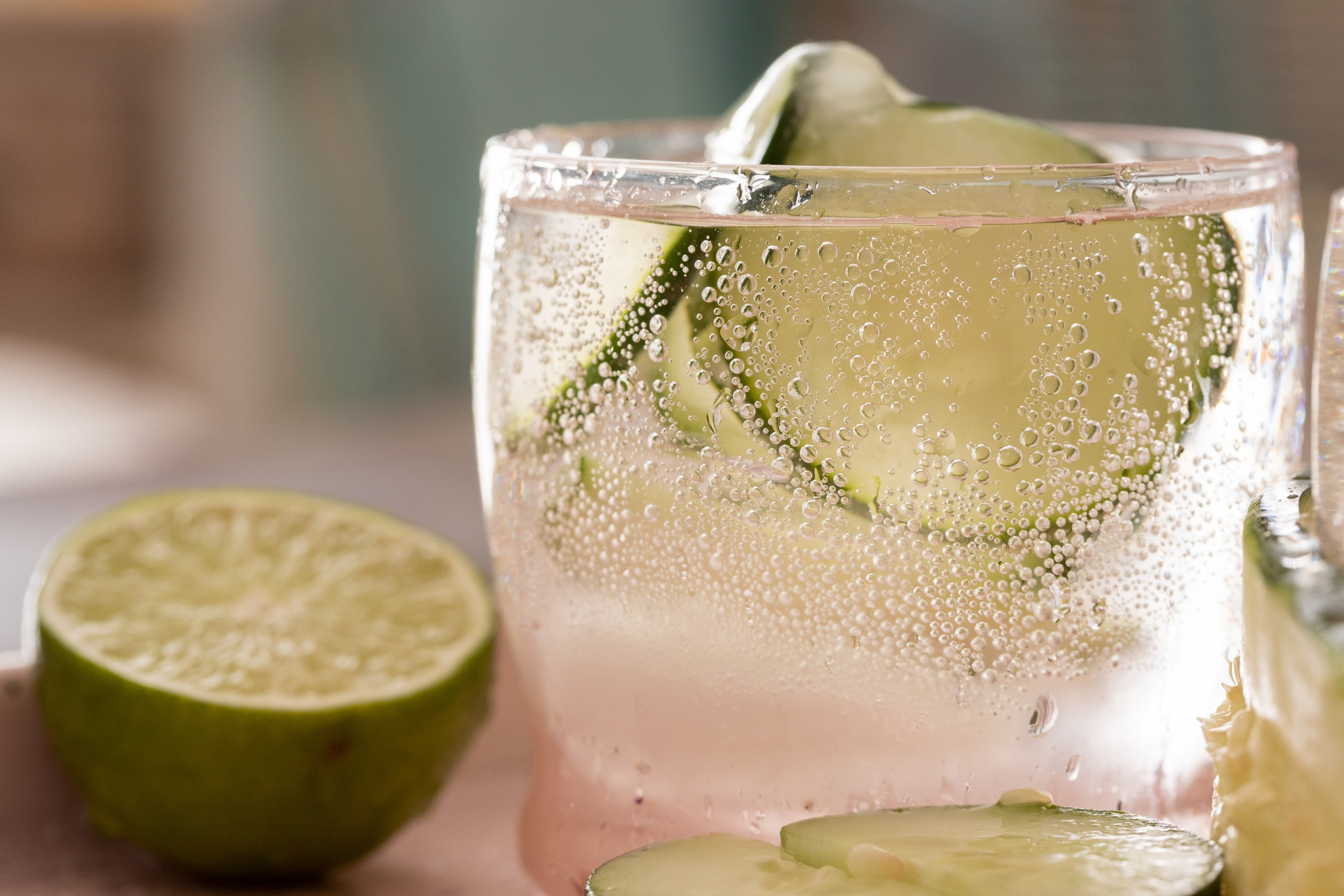 tequila tonic cocktail