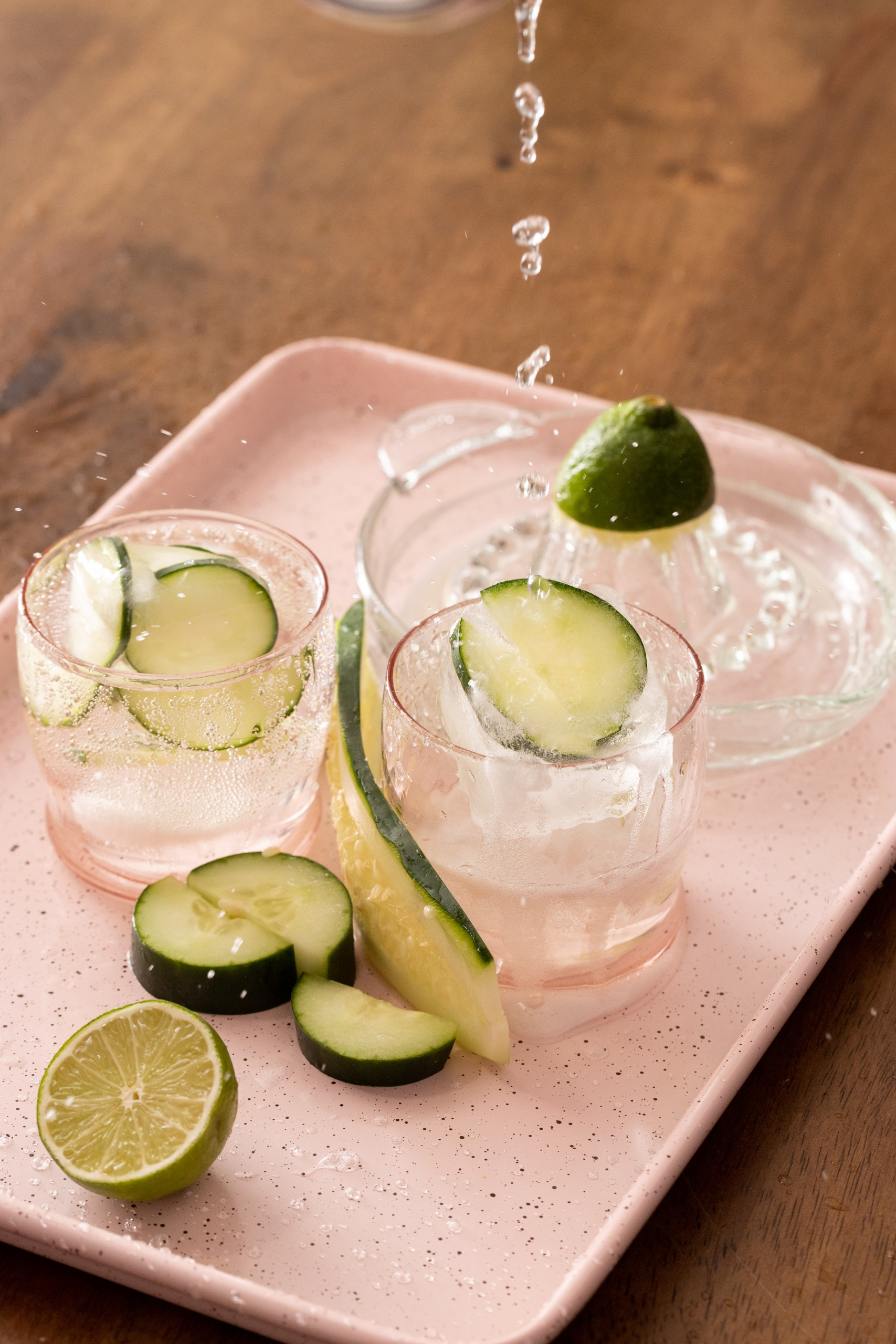 easy summer cocktail tequila and tonic