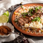 Grilled pasilla dry rub short ribs recipe