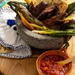 how to make a Beef Molcajete