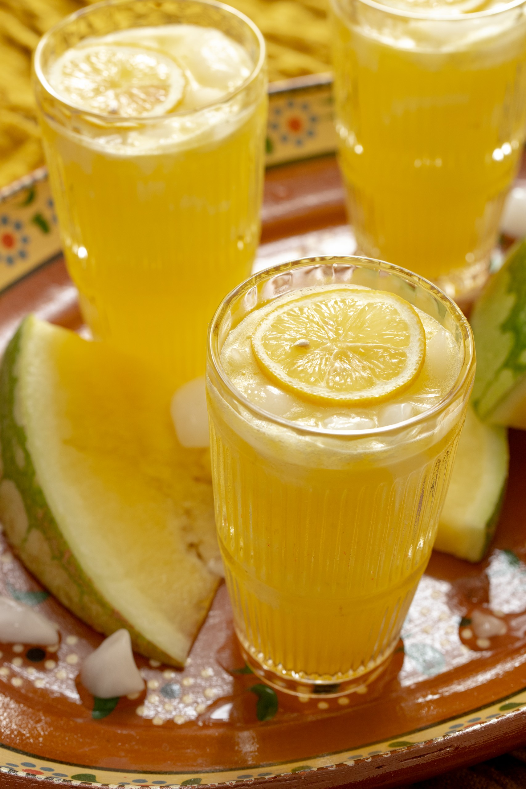 yellow watermelon lemonade recipe