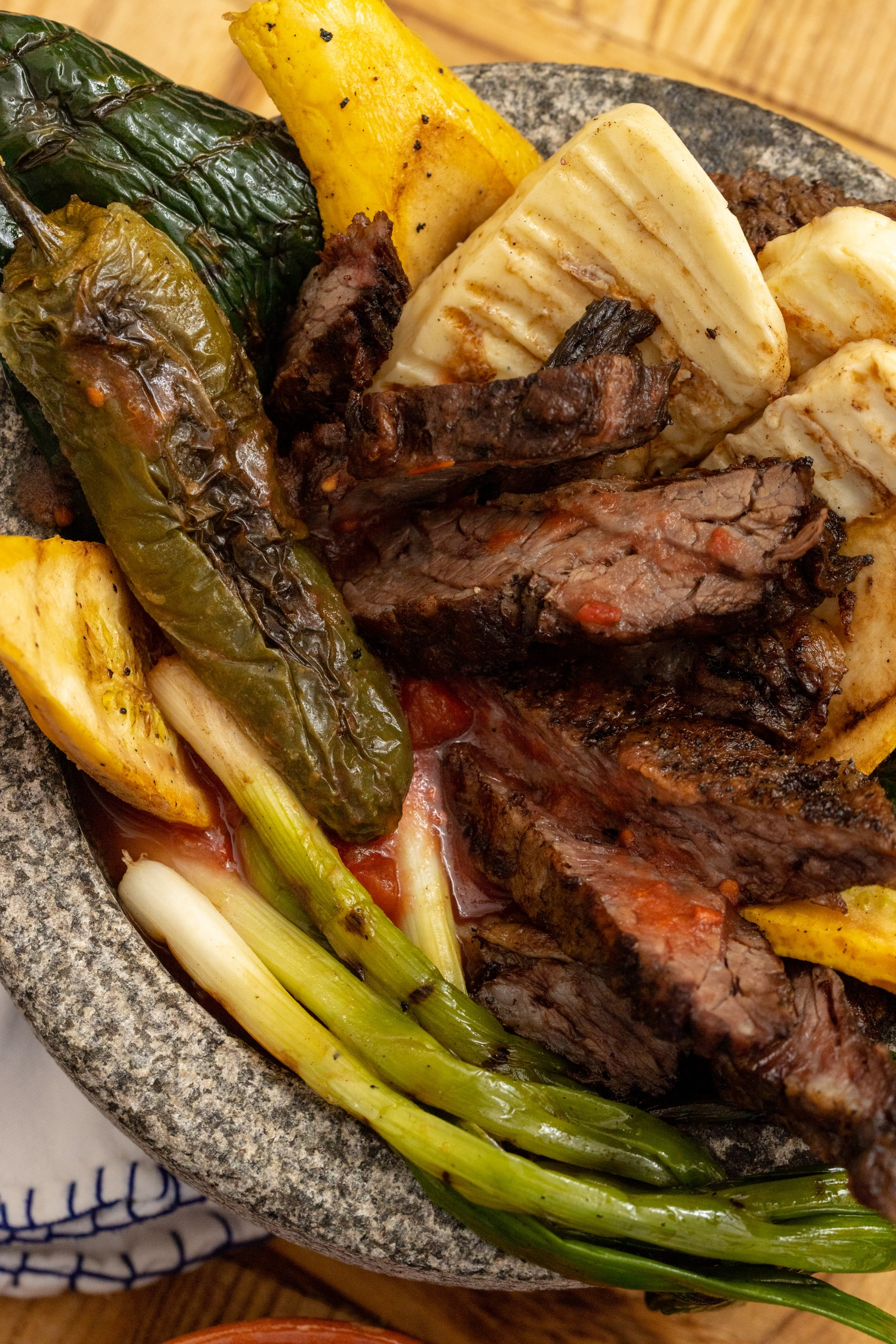 flank steak recipe on the grill