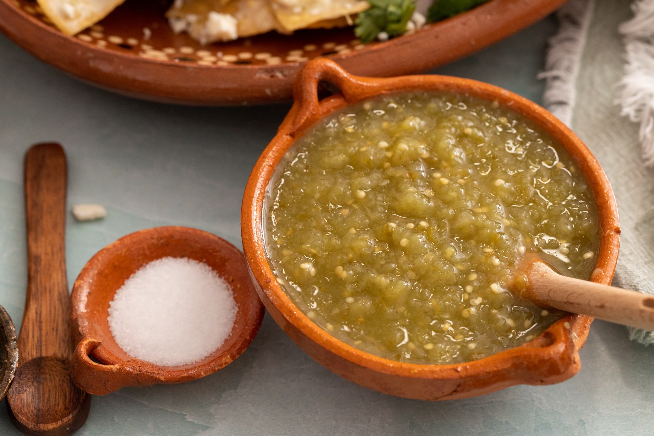 salsa verde for cooking