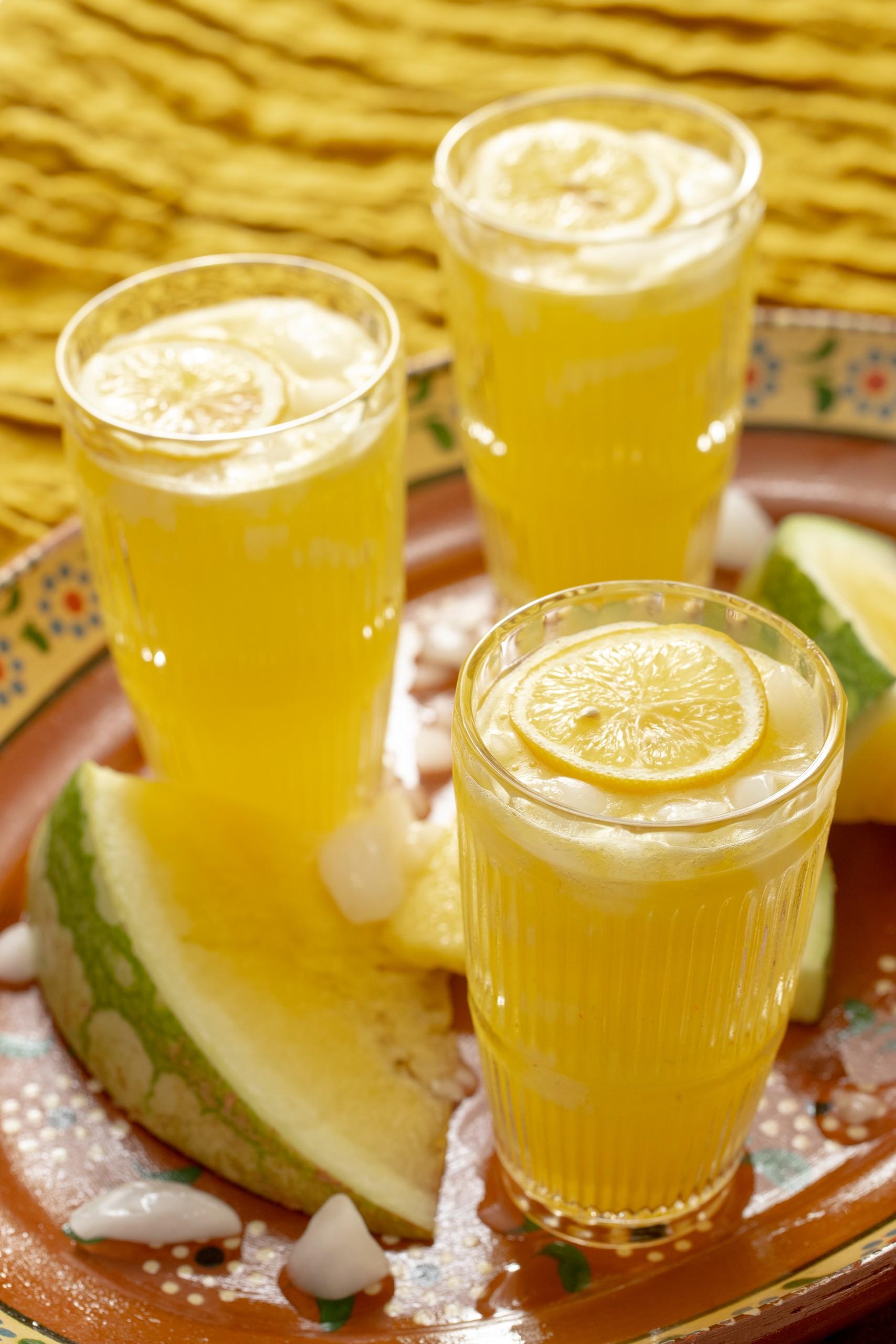 texas watermelon lemonade