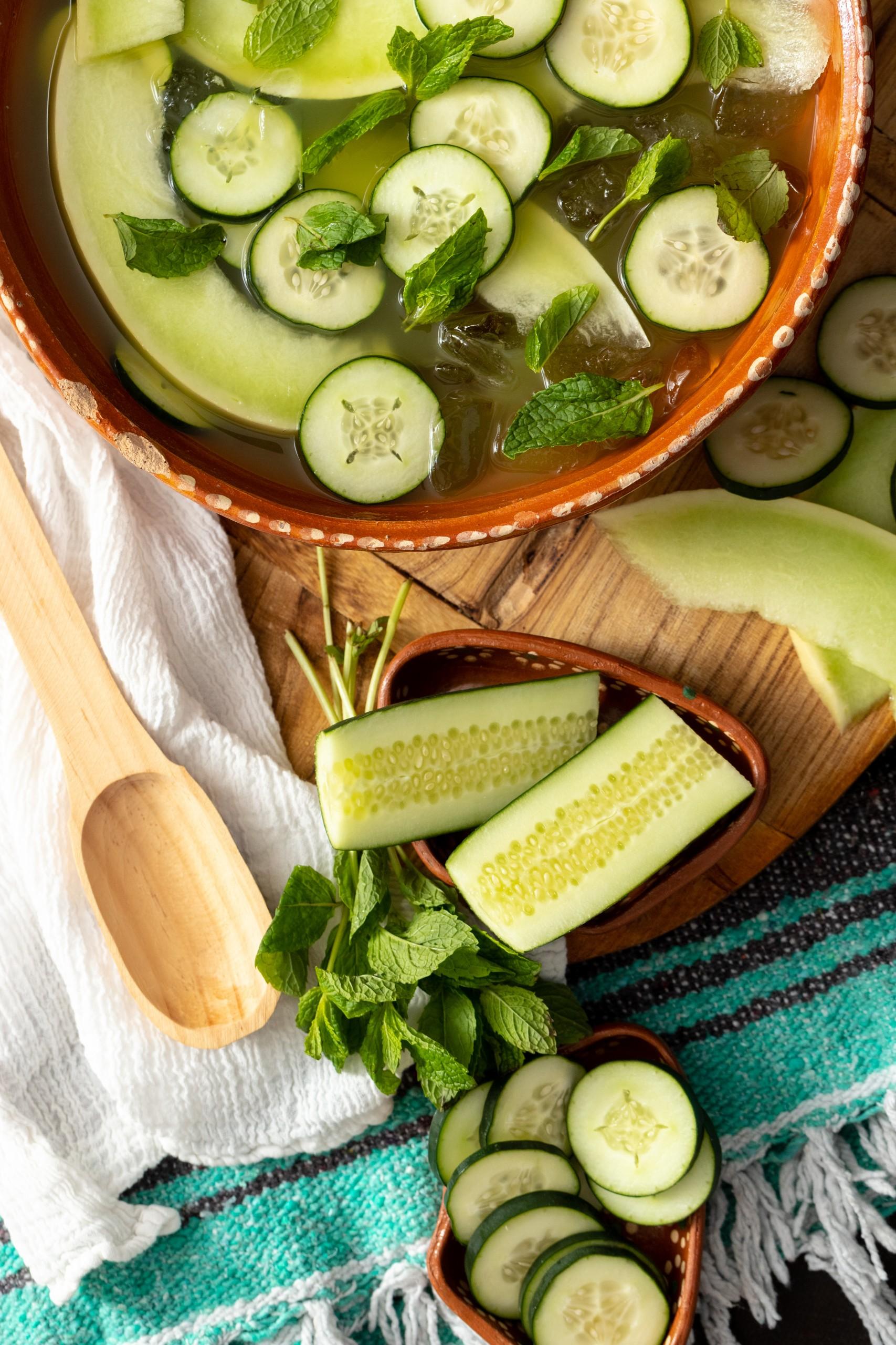 Paloma Verde Cazuela Cocktail