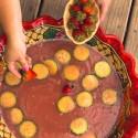 Strawberry Cucumber Cazuela Cocktail