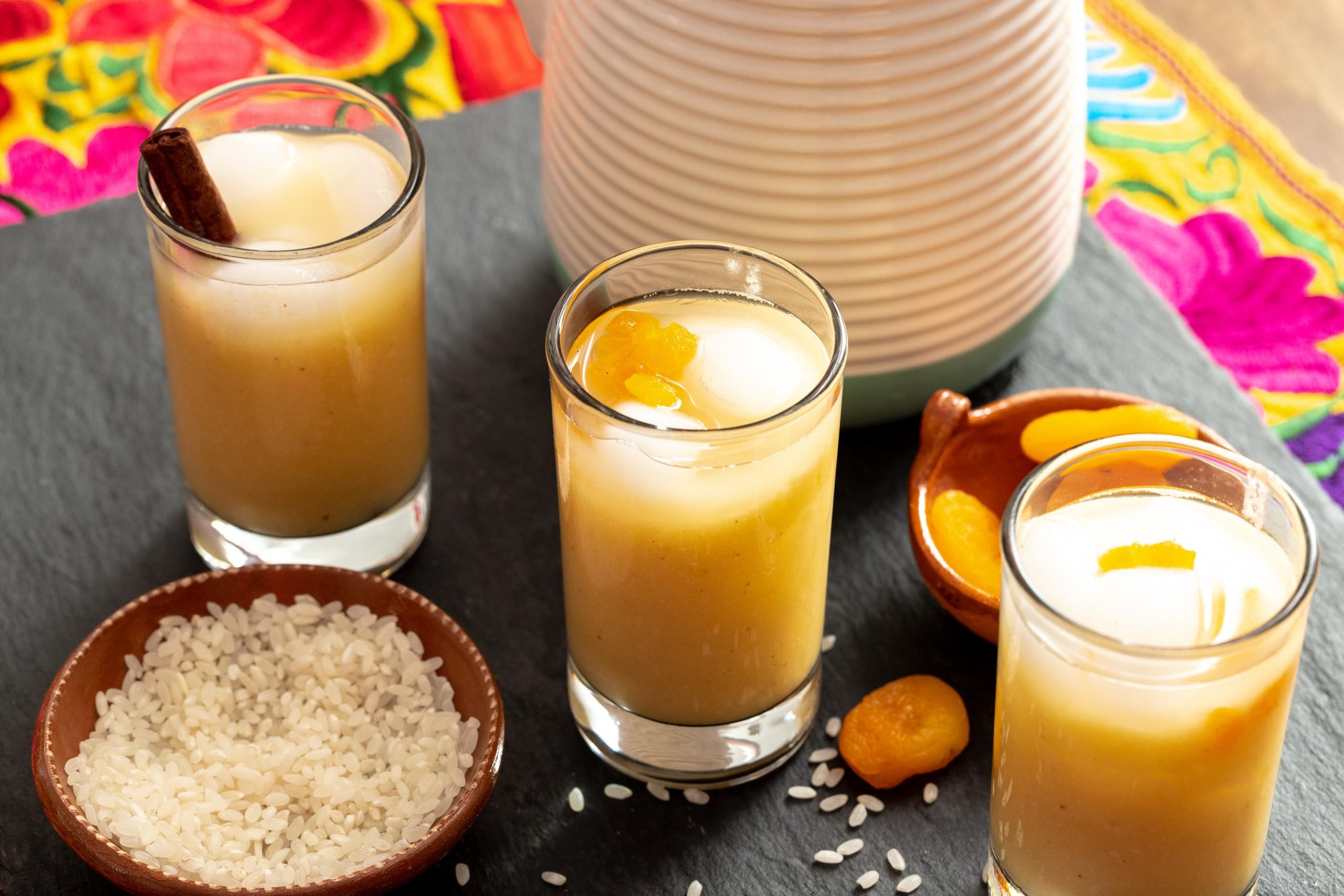 apricot horchata recipe