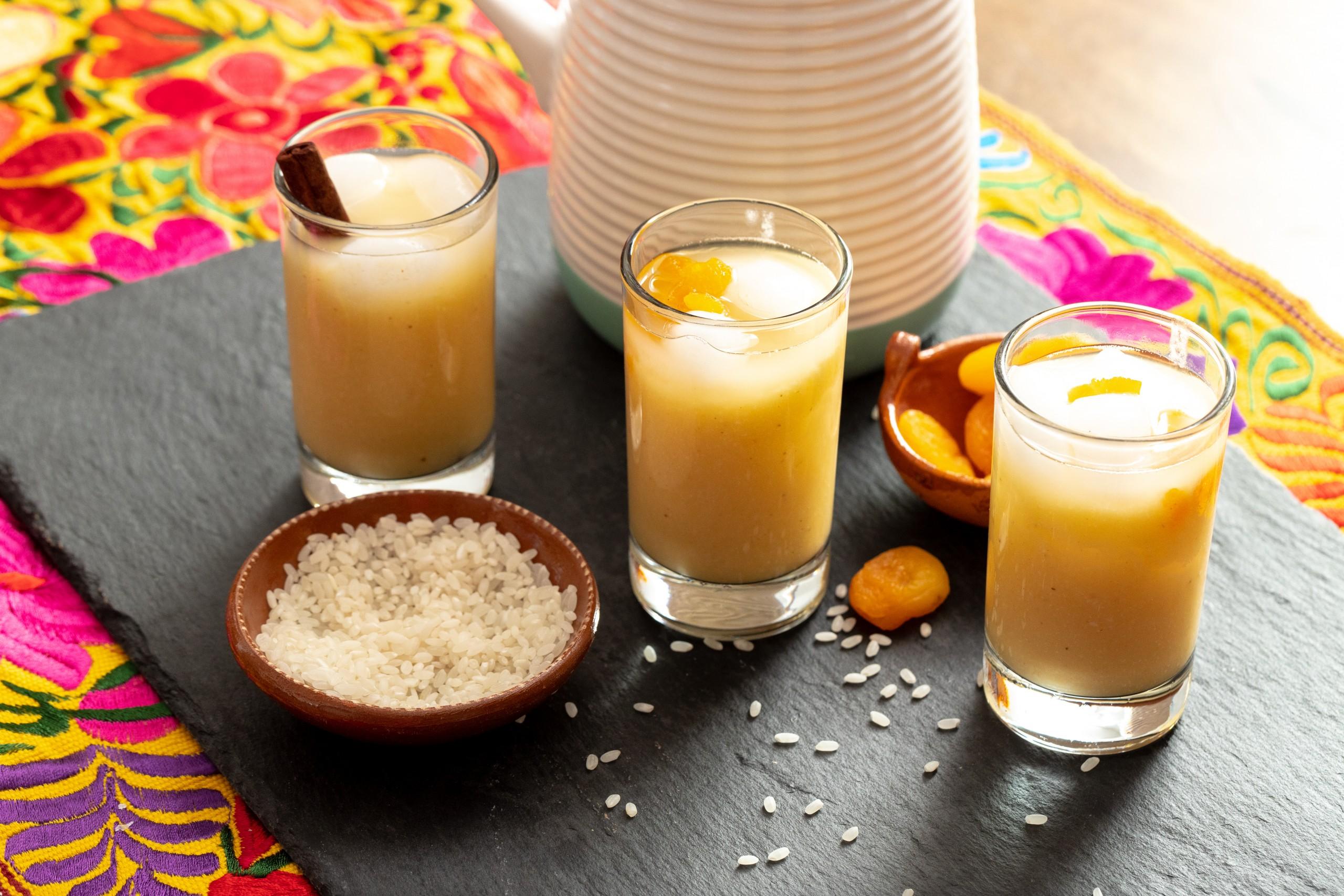 how to make horchata in a blender